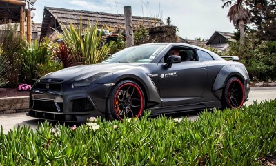 Prior Design PD750 Widebody Nissan GT-R 10