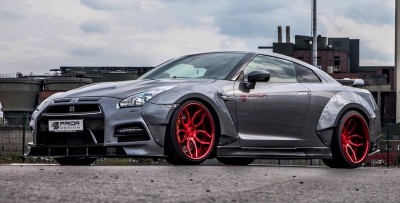 Prior Design PD750 Widebody Nissan GT-R 17