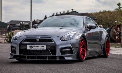Prior Design PD750 Widebody Nissan GT-R 18