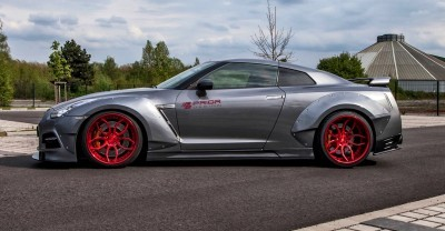 Prior Design PD750 Widebody Nissan GT-R 20