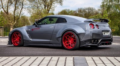 Prior Design PD750 Widebody Nissan GT-R 21