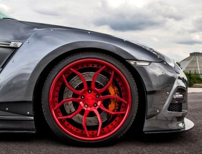 Prior Design PD750 Widebody Nissan GT-R 24