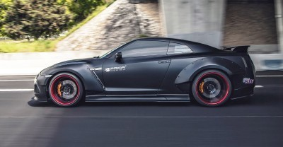 Prior Design PD750 Widebody Nissan GT-R 29