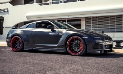 Prior Design PD750 Widebody Nissan GT-R 30