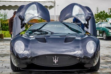 2015 ZAGATO Mostro Is Custom Carbon Supercar Aimed at GT3 Drivers
