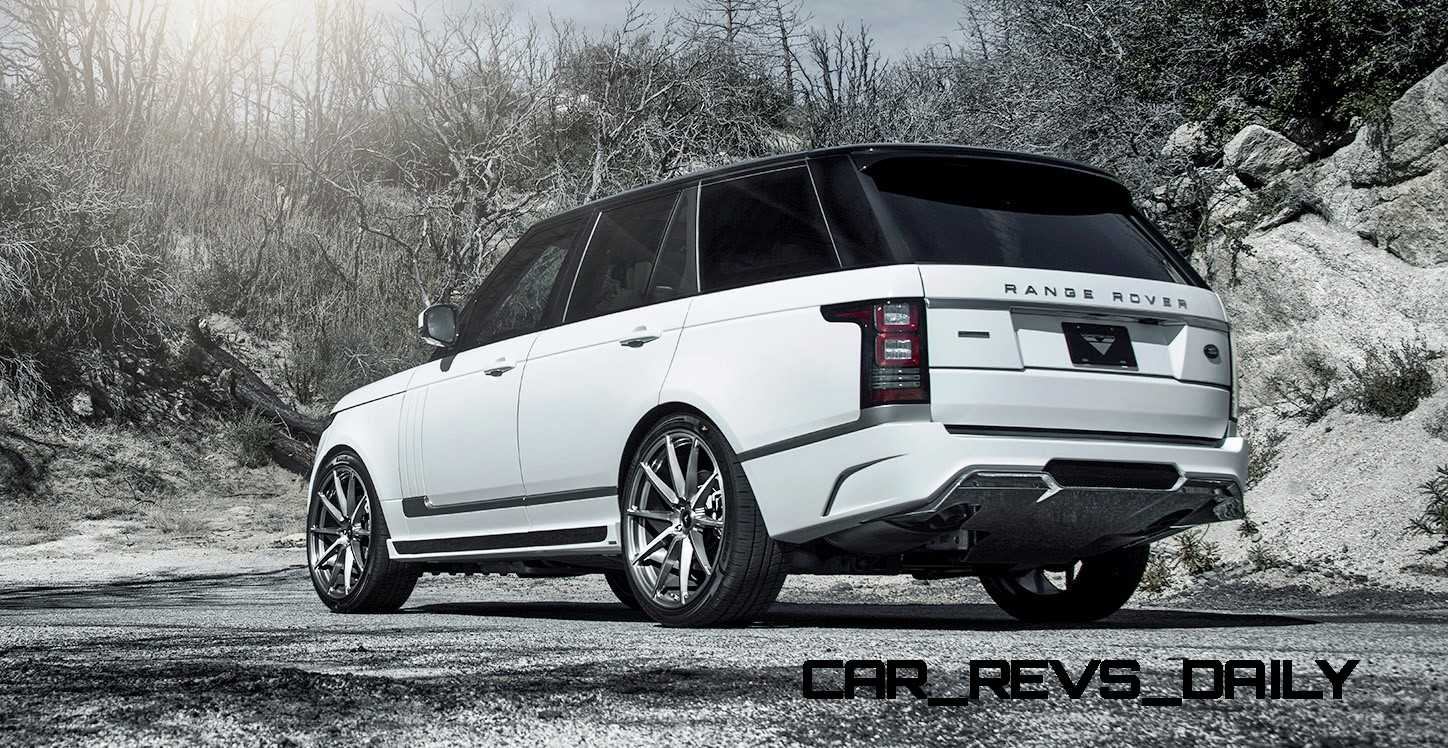range rover veritas by vorsteiner. Black Bedroom Furniture Sets. Home Design Ideas