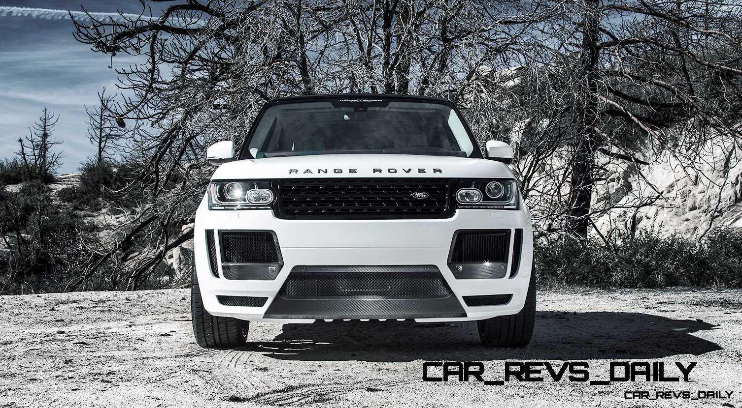 Tuner Showcase – Range Rover VERITAS By Vorsteiner
