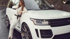 Range Rover VERITAS By Vorsteiner 19