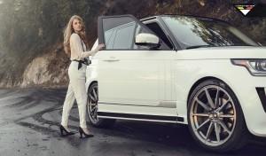 Range Rover VERITAS By Vorsteiner 20