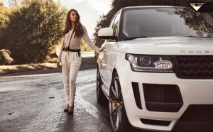 Range Rover VERITAS By Vorsteiner 25