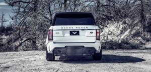 Range Rover VERITAS By Vorsteiner 3
