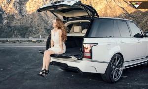Range Rover VERITAS By Vorsteiner 30