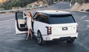 Range Rover VERITAS By Vorsteiner 31