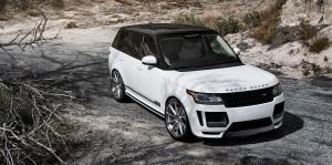Range Rover VERITAS By Vorsteiner 5