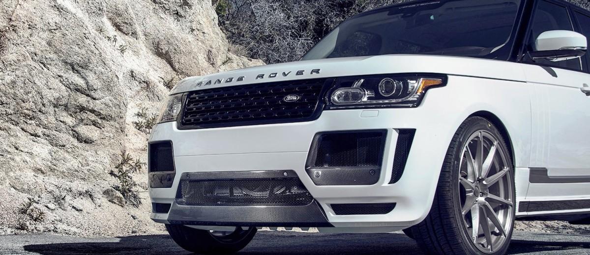 Range Rover VERITAS By Vorsteiner 7