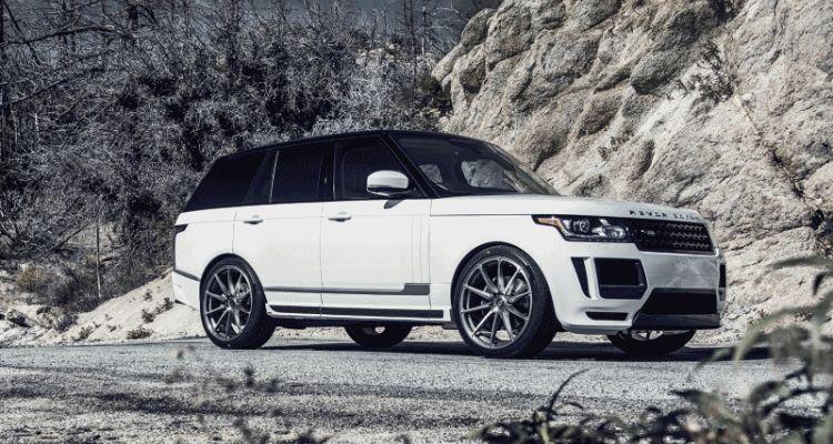 Range Rover VERITAS By Vorsteiner