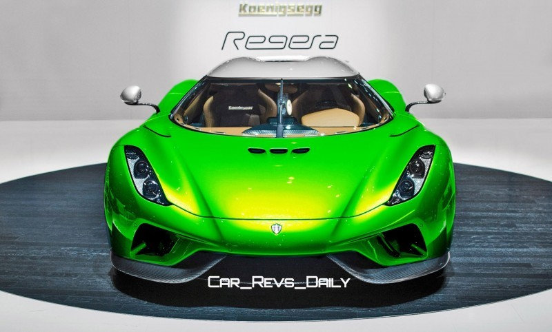 Regera colors nose hq 4