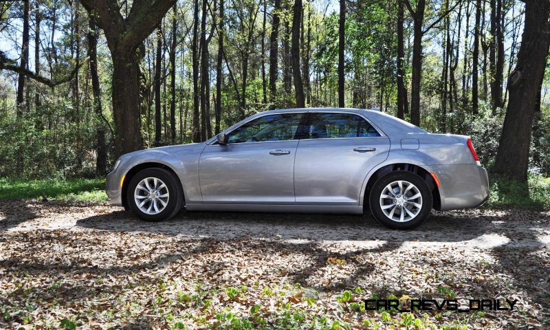Road Test Review - 2015 Chrysler 300 Limited 10