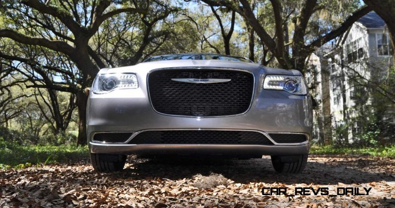 Road Test Review - 2015 Chrysler 300 Limited 12