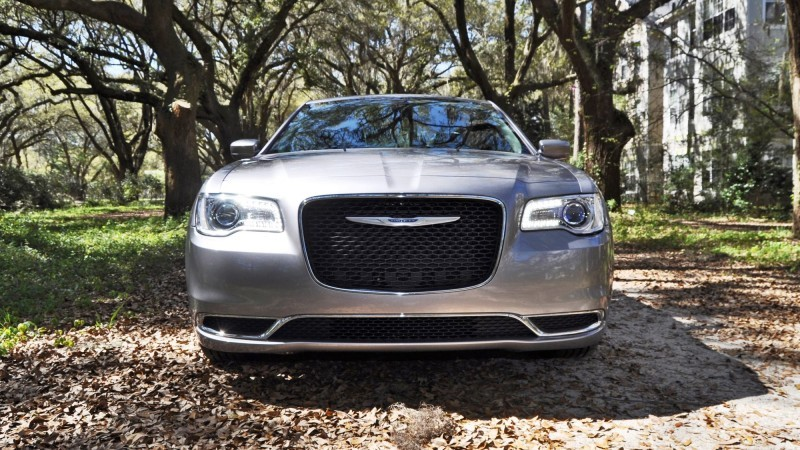 Road Test Review - 2015 Chrysler 300 Limited 14