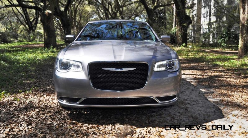 Road Test Review - 2015 Chrysler 300 Limited 15