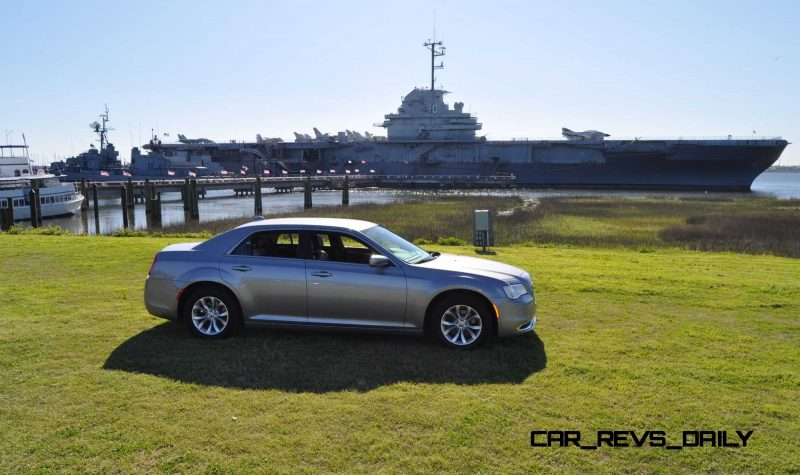 Road Test Review - 2015 Chrysler 300 Limited 24