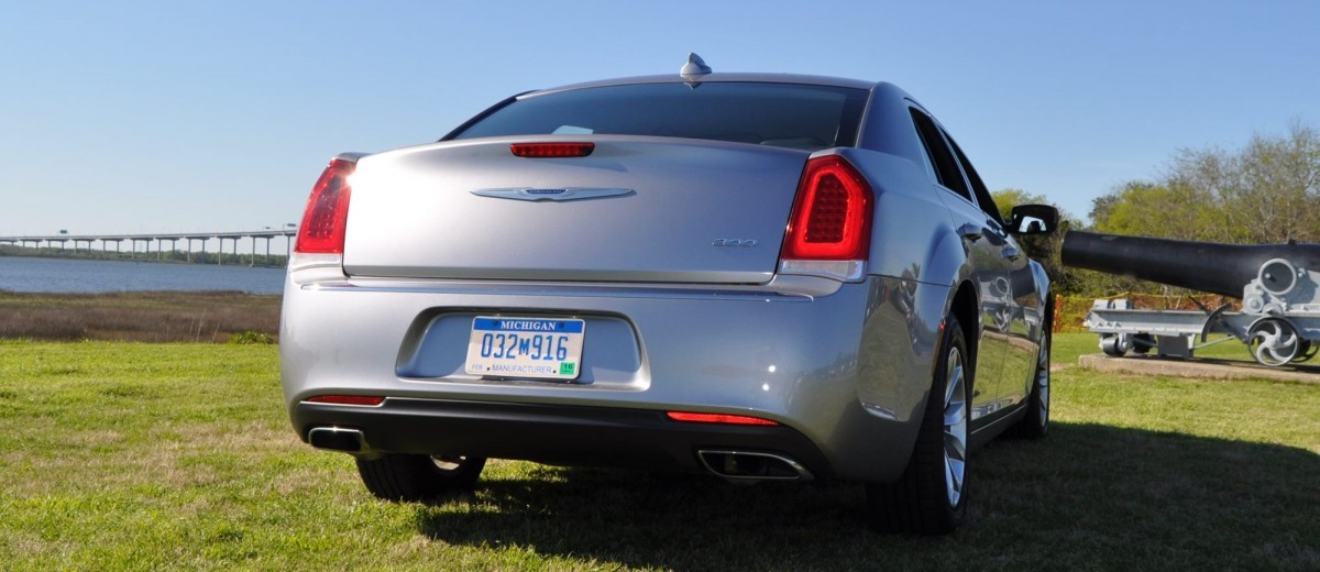 Road Test Review - 2015 Chrysler 300 Limited 30