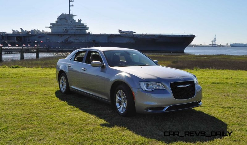 Road Test Review - 2015 Chrysler 300 Limited 33