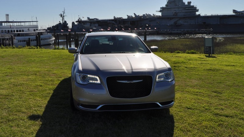 Road Test Review - 2015 Chrysler 300 Limited 36