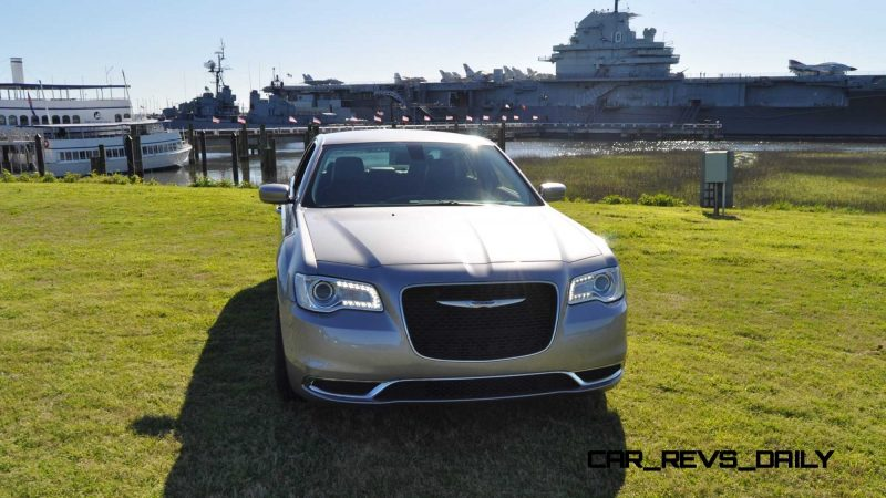 Road Test Review - 2015 Chrysler 300 Limited 38