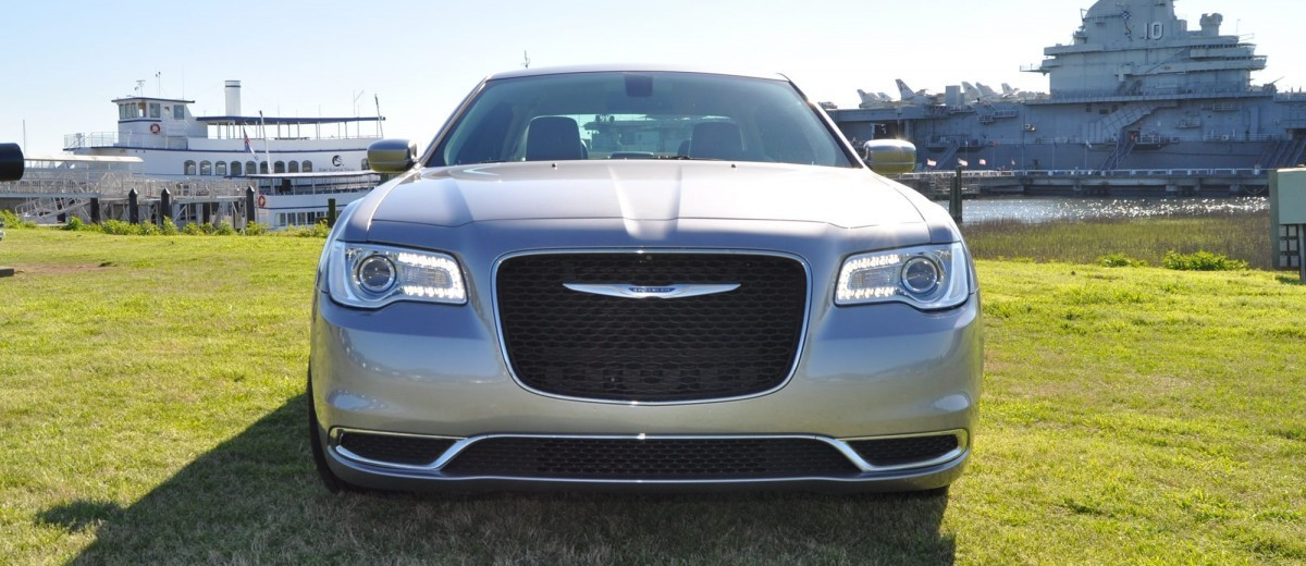 Road Test Review - 2015 Chrysler 300 Limited 40