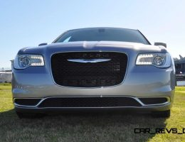 HD Road Test Review – 2015 Chrysler 300 Limited – Great Box, So-So Rack