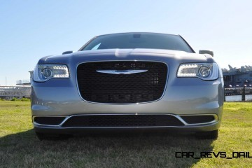 HD Road Test Review - 2015 Chrysler 300 Limited - Great Box, So-So Rack