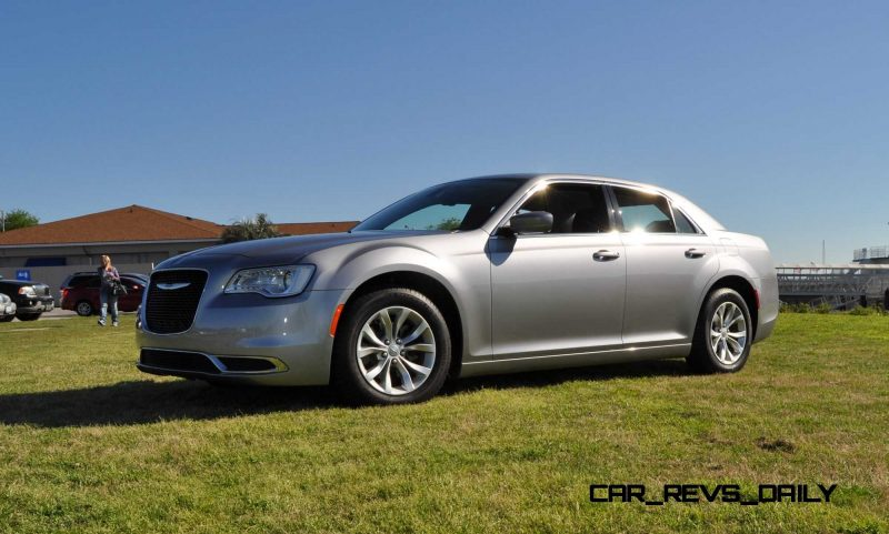 Road Test Review - 2015 Chrysler 300 Limited 54