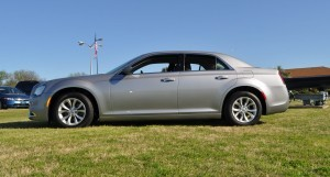 Road Test Review - 2015 Chrysler 300 Limited 55