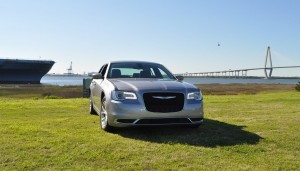 Road Test Review - 2015 Chrysler 300 Limited 56
