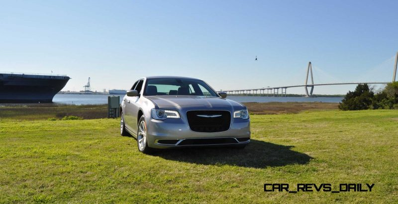 Road Test Review - 2015 Chrysler 300 Limited 57