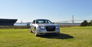 Road Test Review - 2015 Chrysler 300 Limited 58