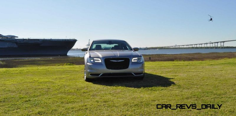 Road Test Review - 2015 Chrysler 300 Limited 60
