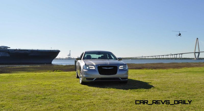Road Test Review - 2015 Chrysler 300 Limited 61