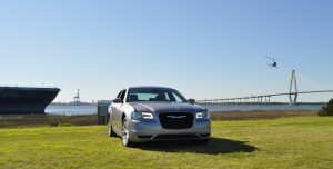 Road Test Review - 2015 Chrysler 300 Limited 62