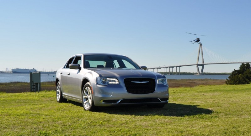 Road Test Review - 2015 Chrysler 300 Limited 63