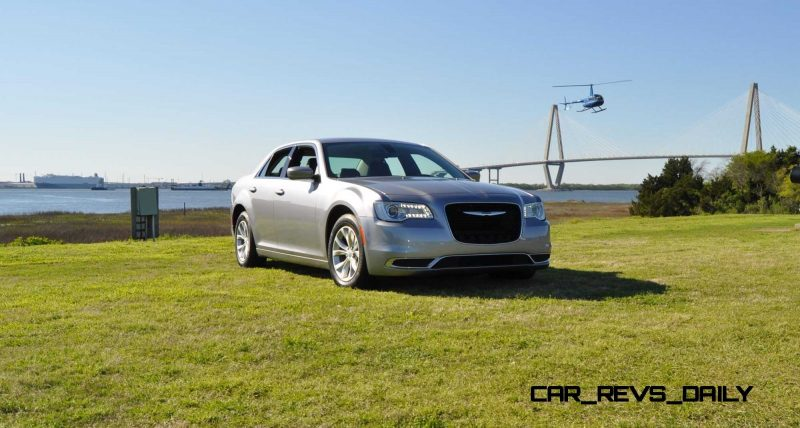 Road Test Review - 2015 Chrysler 300 Limited 65