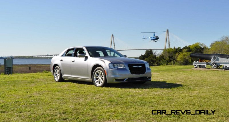 Road Test Review - 2015 Chrysler 300 Limited 68