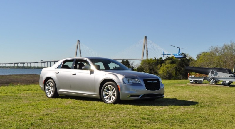 Road Test Review - 2015 Chrysler 300 Limited 71