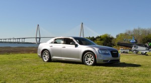 Road Test Review - 2015 Chrysler 300 Limited 73