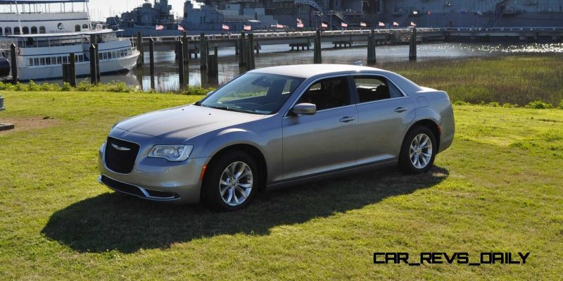 Road Test Review - 2015 Chrysler 300 Limited 82