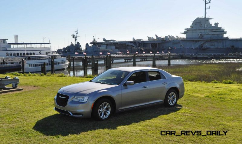 Road Test Review - 2015 Chrysler 300 Limited 83