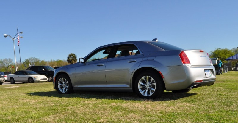 Road Test Review - 2015 Chrysler 300 Limited 91