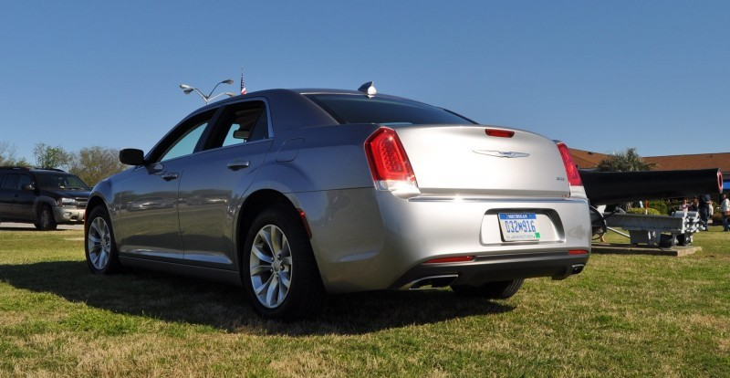 Road Test Review - 2015 Chrysler 300 Limited 93